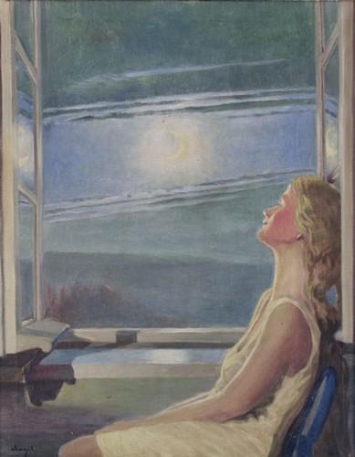 Abonyi Erno (Budapest 1884 -1941) : dans Fenêtre 59-009-erno-