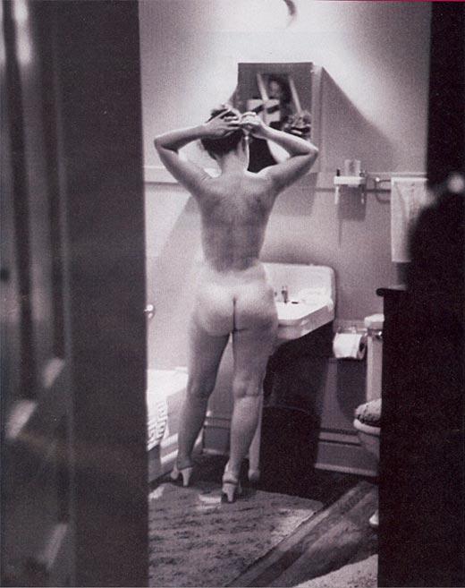 Simone de Beauvoir - Art Shay - 1952 dans Femme : Portrait 226-beauvoir-