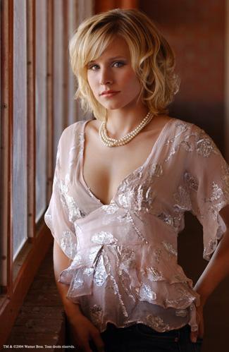 Kristen Bell dans Femme : Portrait